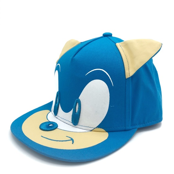 Accessories Youth Sonic The Hedgehog Snapback Baseball Hat Poshmark